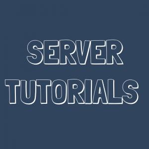 minecraft server tutorials