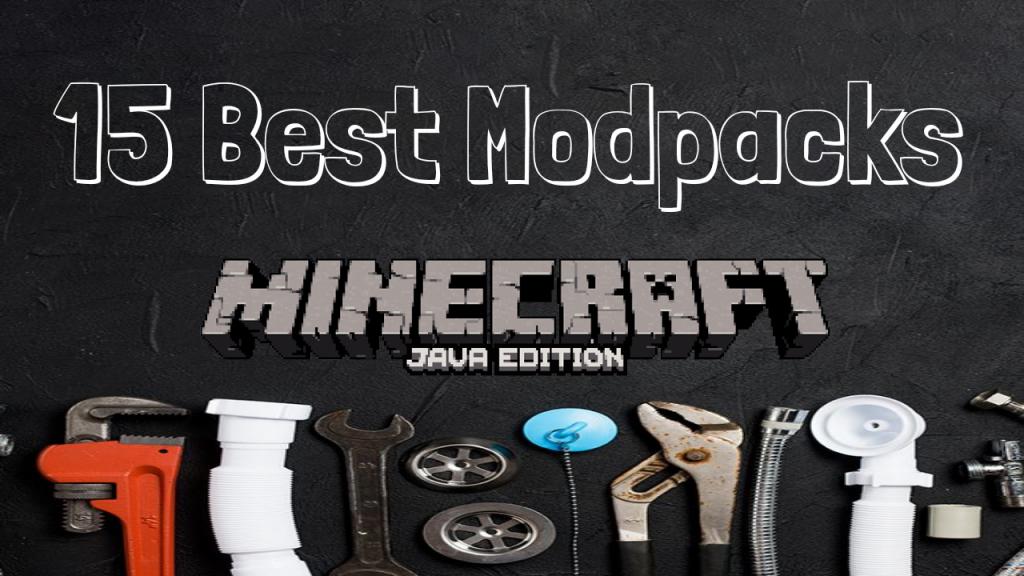 15 best Minecraft modpacks