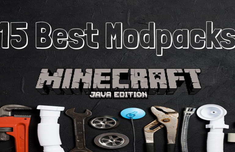 15 Best Modpacks You must Have For Your Minecraft Server 2021