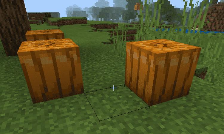 crave pumpkins in minecraft