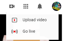 upload a unlisted YouTube Video